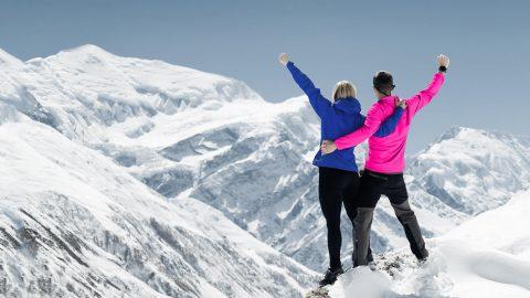 Pink Mountain Climbers 3
